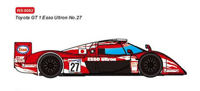 REVOSLOT RS0052 – Toyota GT-One – Esso Ultron #27