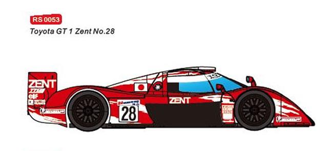REVOSLOT RS0053 – Toyota GT-One – Zent #28