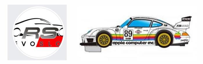 RS048 Porsche GT2 # 89 RBW Apple