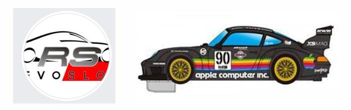 RS049  Porsche  GT2 # 90 RBW Apple