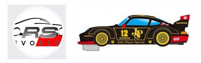 RS050  Porsche  GT2 # 12 JPS