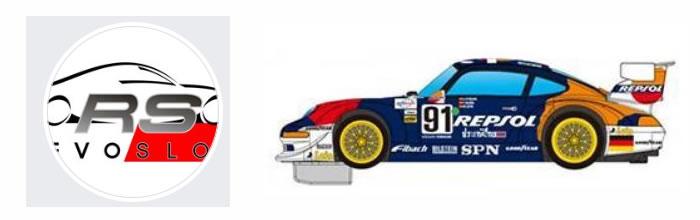 RS051  Porsche  GT2 # 91 REPSOL