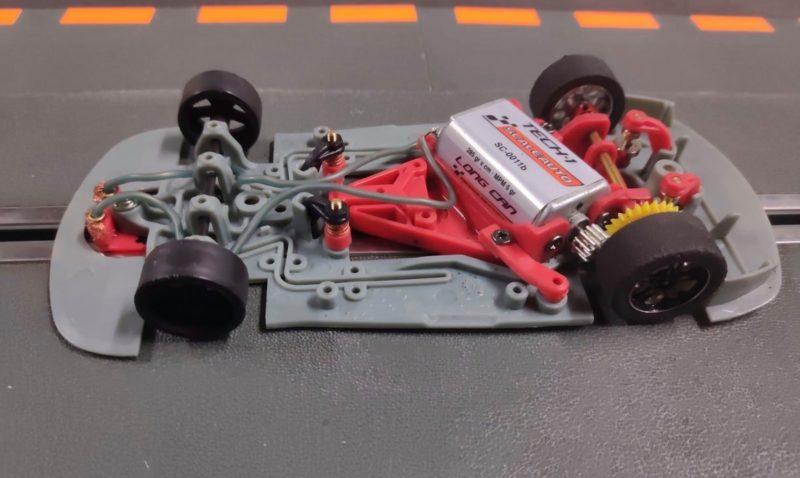 Scaleauto: Un nouveau chassis pour la Viper GT3 1/32