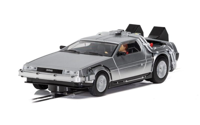 Scalextric - Delorean de Back to the Future c4117