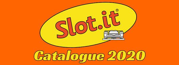 Slot.it: le programme des sorties slot de l'année 2020