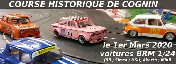 SRC73: La Course historique de Cognin.