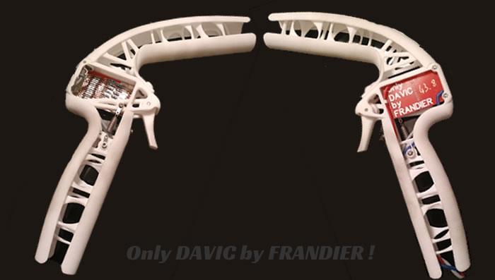 """""""Only DAVIC"""" une poignée design pour le DAVIC"""