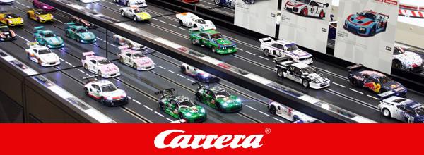 Carrera: reportage photos sur le stand à Nuremberg 2020