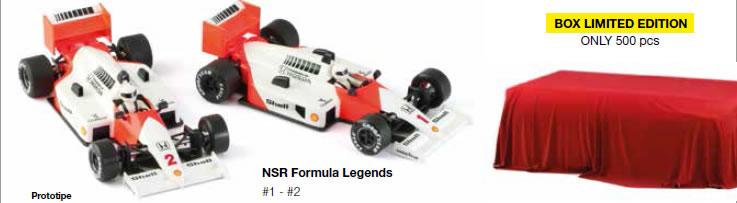 Formule 1 86-89 - 0157 - 0158 - SET11