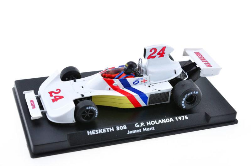 Hesketh 308 GP Holanda 1975 #24 - James Hunt  FY A-2006