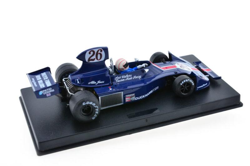Hesketh 308 GP Monaco 1975 #26 - Alan Jones  FY A-2007