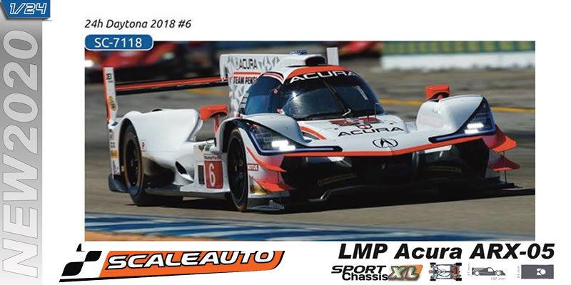 LMP Scaleauto - Acura - Daytona 2018 #6