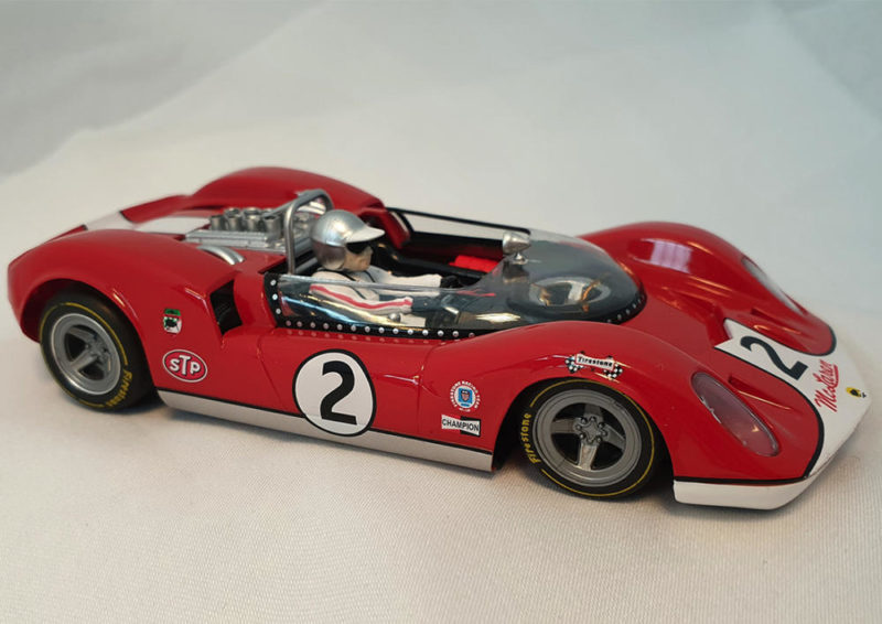 McLaren Elva Mk. I Can-Am #2 Bruce McLaren Riverside 200 miles