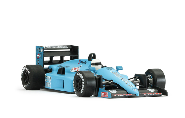 NSR FORMULA 8689 LIGHT BLUE #16 KING 21 EVO3 (ref 0126IL)
