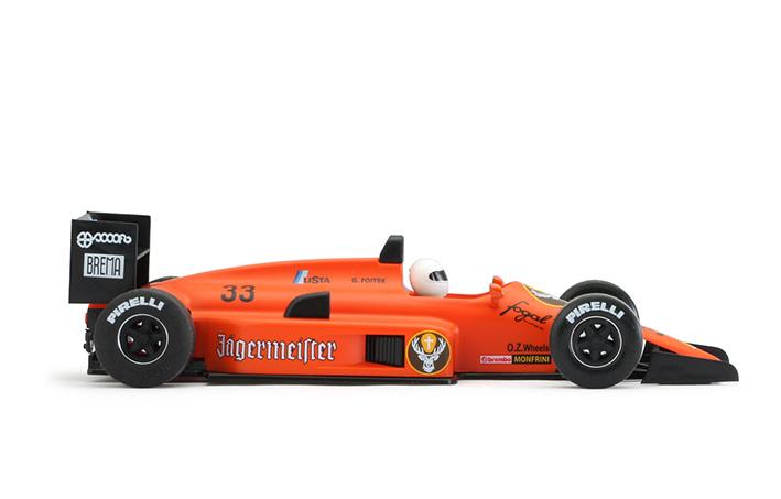 nsr formula 86/89 jagermeister #33 (ref 0125IL)