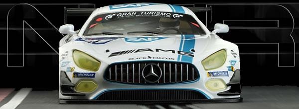 NSR: La Mercedes AMG Winner 24h Nurburgring 2016 – 0122AW