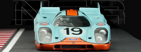 NSR: La Porsche 917k – #19 Gulf – 24h Le Mans 1971