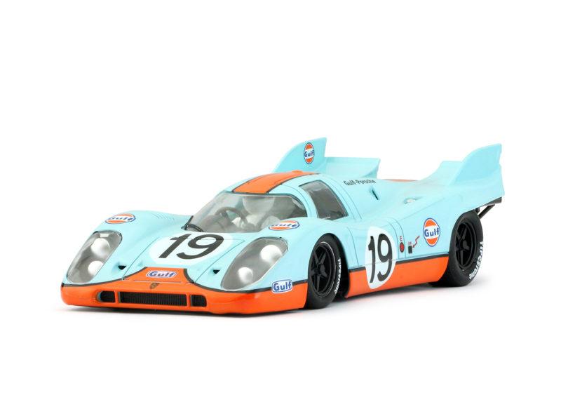 Porsche 917k - #19 Gulf - 24h Le Mans 1971 référence 0123SW