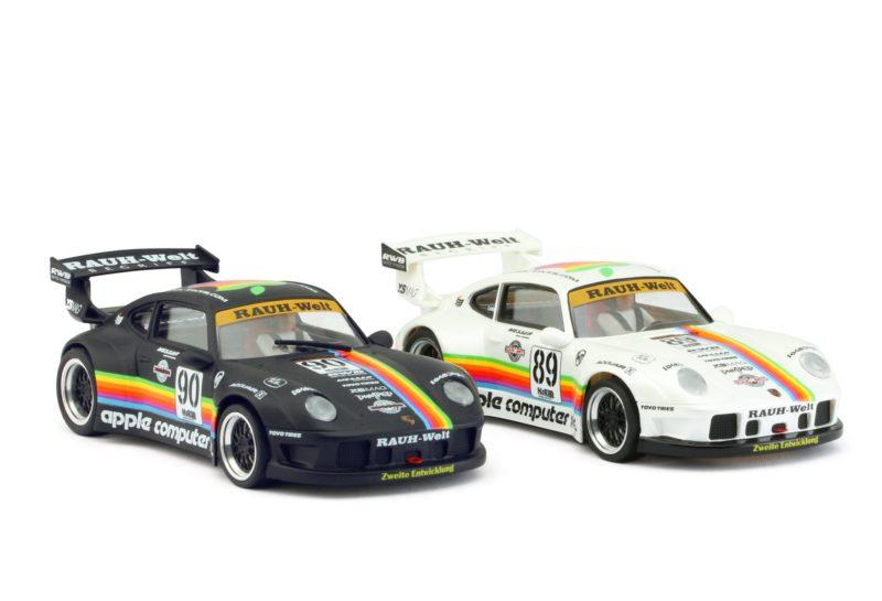 Revoslot - Porsche 911 GT2 #91 & #92