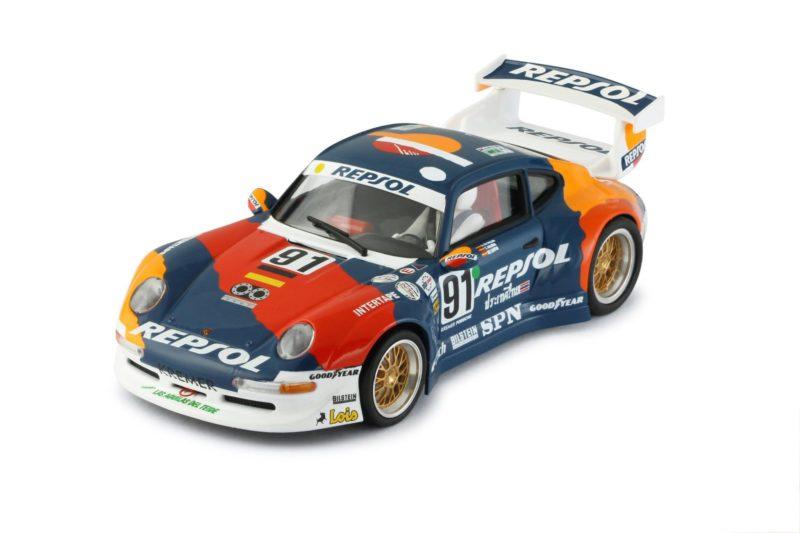 Revoslot -  RS051 Porsche GT2 # 91 REPSOL