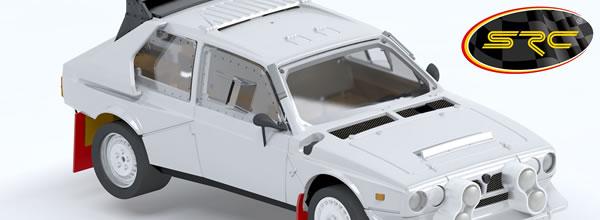 SRC Un peu de retard pour la Lancia Delta S4