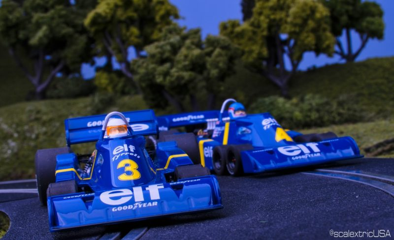 Tyrrell P34 @Scalextric USA