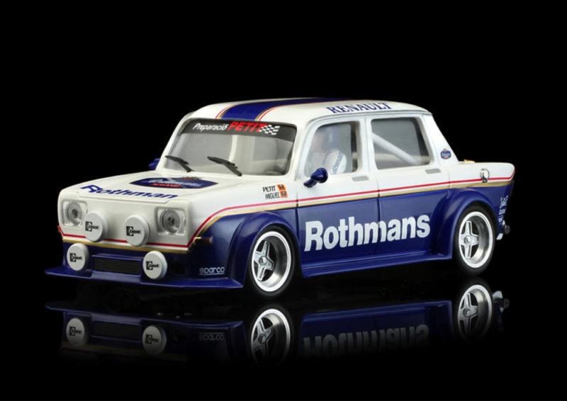 Simca 1000 Rothmans BRM-102