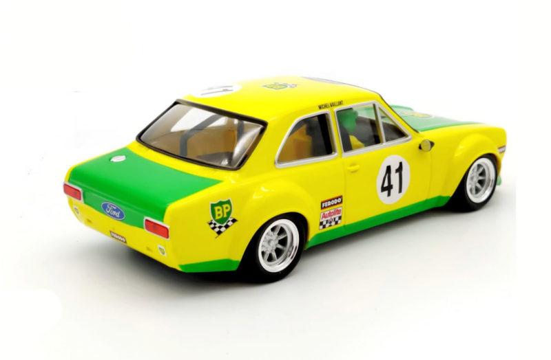 TTS-028-Ford Escort Mk1 - Coupes de Spa 1971