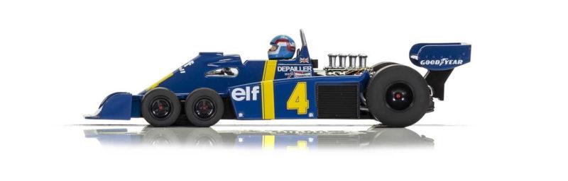 Tyrrell P34 - Swedish GP 1976 #4 Depailler