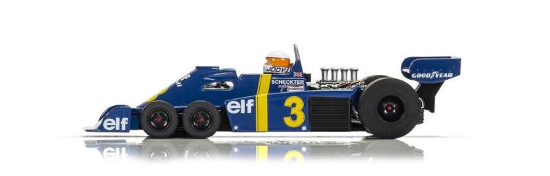 Tyrrell P34 - Swedish GP 1976 #3 Scheckter
