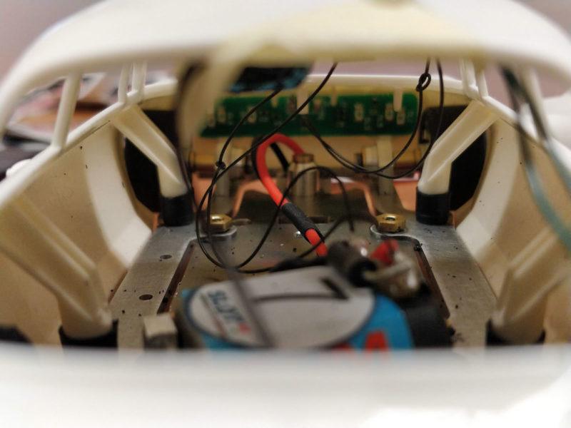BRM - plaquette feux avant