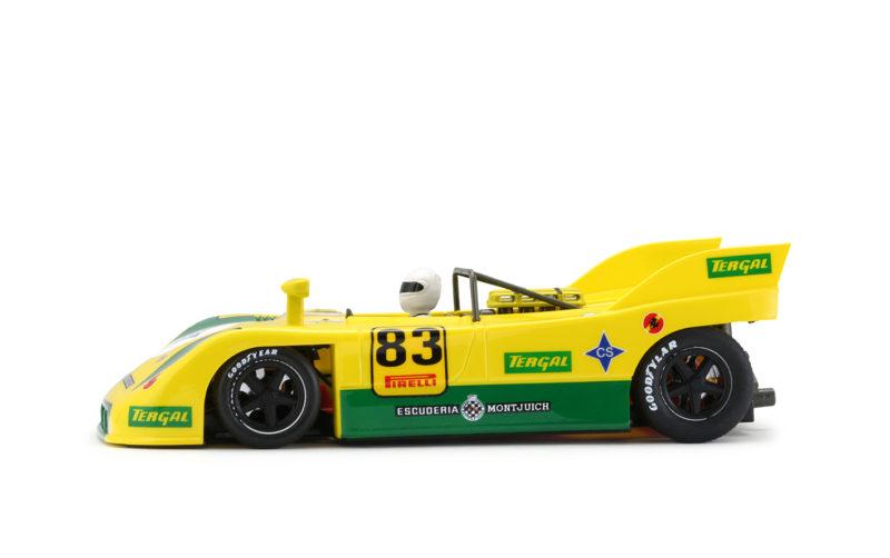 NSR Slot la Porsche 9083 Scuderia Montjuich - Champion Montana 1973 - #83