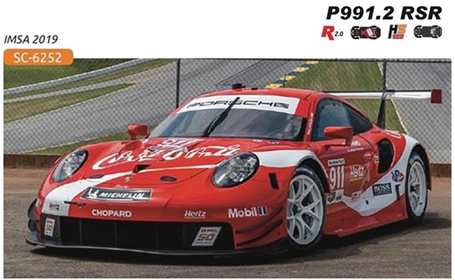 SC-6252 Porsche 911 GT3 IMSA 2019 # 911