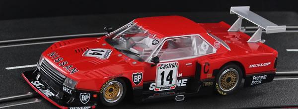Sideways: la Nissan Skyline Turbo Groupe 5 Kyalami 9h Endurance 1982