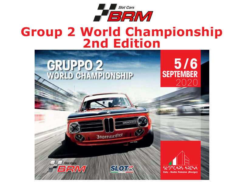 BRM championnat Groupe 2