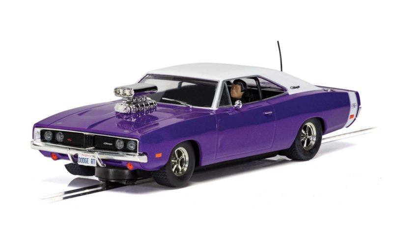 Dodge Charger RT - Purple - C4148