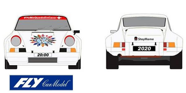 Fly Une Porsche 911 #stayathome