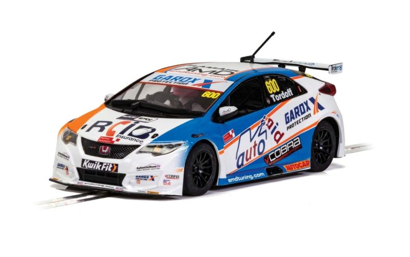 Honda Civic Type R - BTCC 2019 - Sam Tordoff - C4144