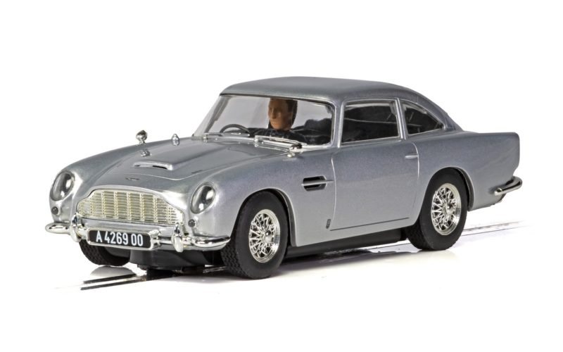 James Bond Aston Martin DB5 'No Time To Die' - C4202