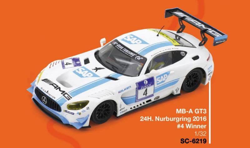MB-A GT3 Winner - 24H Nurburgring 2016 #4