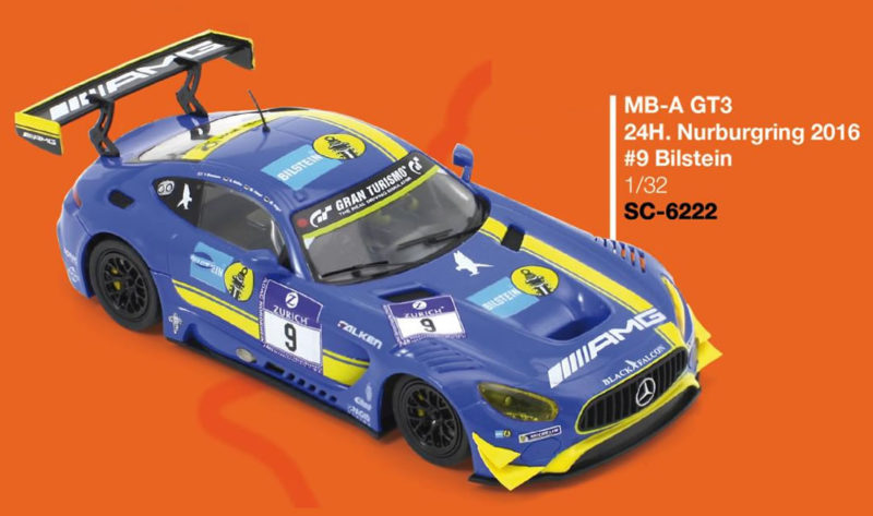 MB-A GT3 fourth - 24H Nurburgring 2016 #09