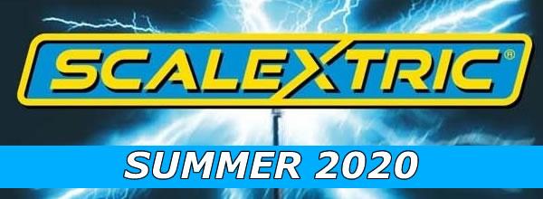 Scalextric: les sorties slot racing de l'été