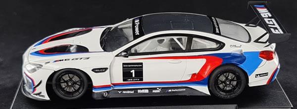Sideways la BMW M6 GT3 Présentation IAA 2015
