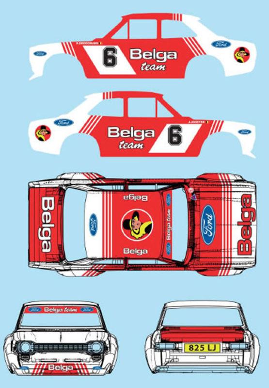 TTS029 Belgian Team # 6