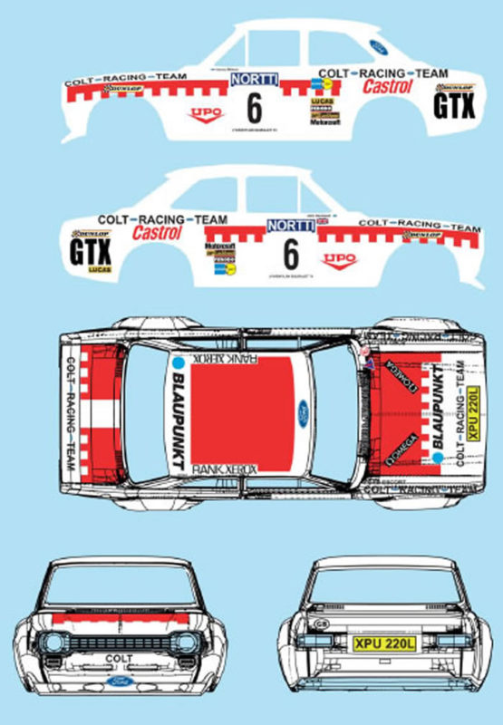 TTS030 Colt Racing # 6