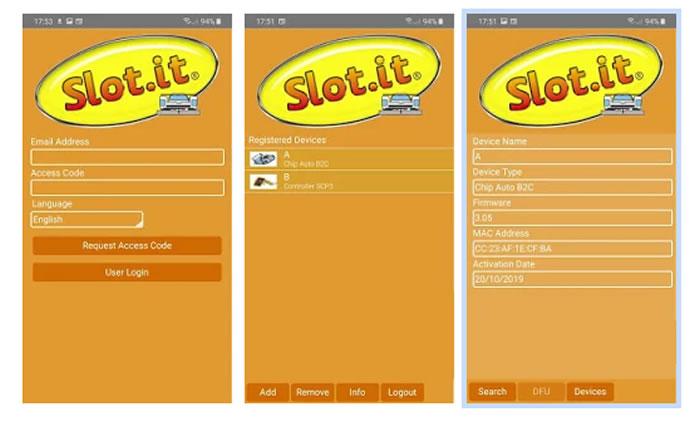 App SCP-3 Slot.it