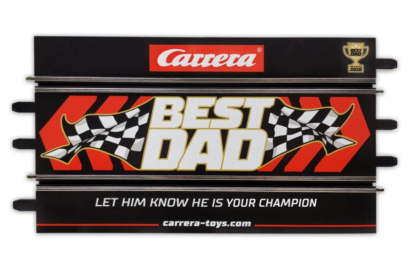 Carrera Un rail Best Dad pour la fête des pères