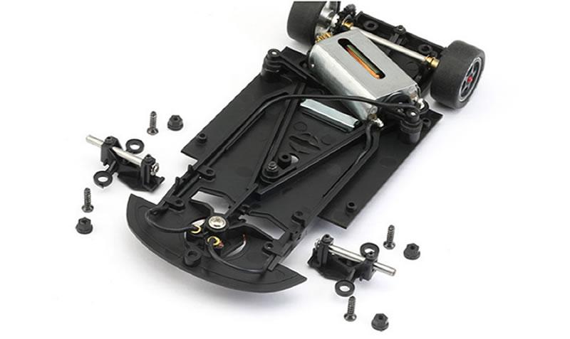Chassis - F1 GTR Mr Slotcar V2