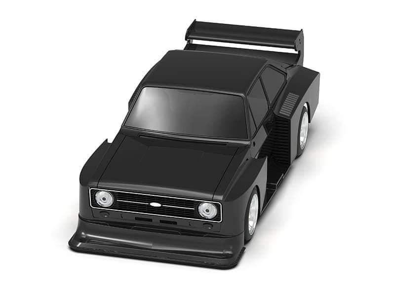 Ford Escort Zakspeed - Team Slot