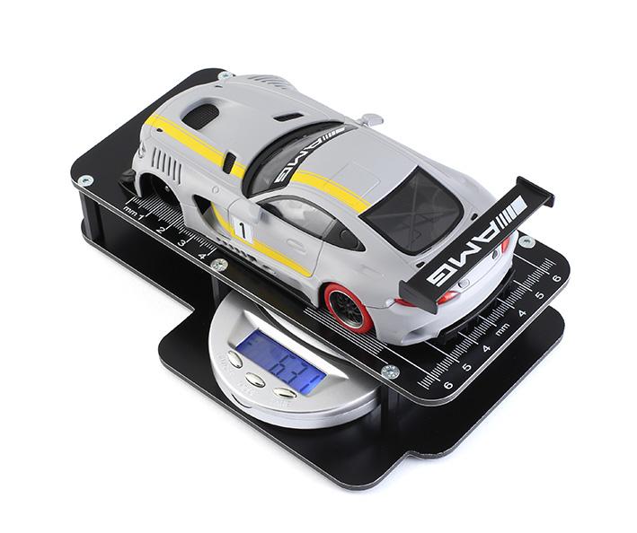 MSlotRacing: Un banc pour mesurer l'effet magnétique des moteurs